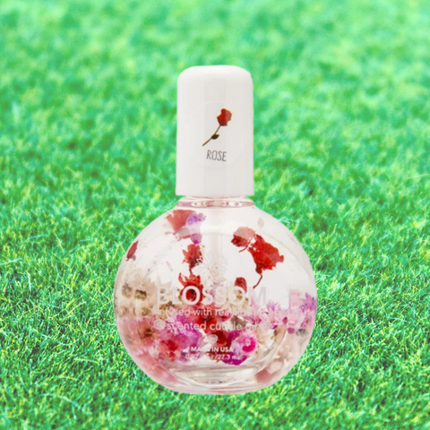 Gardens by the Bay - Beauty Collection - Scented Cuticle Oil  - Rose