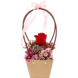 Gardens by the Bay - Plant Collection - Limited Edition -  Tender Love Flower Bouquet in a Bag