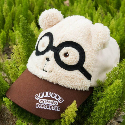 Gardens by the Bay - Wise Wee & Precious Peggy Collection - WISE WEE BASEBALL CAP