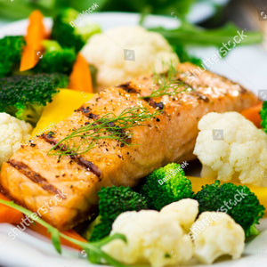 Buy cedar planked salmon in Hamilton