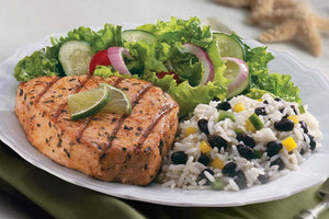 Easy Grilled Tuna