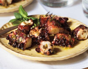 Buy Greek BBQ octopus	in Guelph