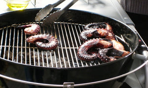 Buy Greek BBQ octopus in Peterborough
