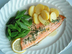 Buy lemon dill trout in Barrie