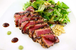 Pan Seared Tuna