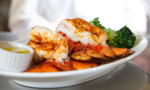 Buy broiled lobster tails in Brantford