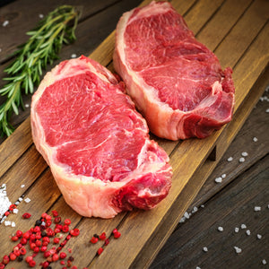 Canadian Prime Striploin Steak