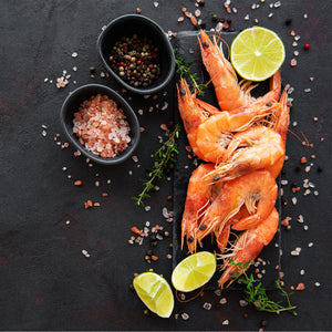 Frozen Argentinian Red Shrimp