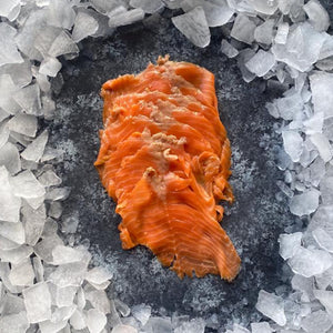 Norwegian Smoked Salmon - Pre Sliced