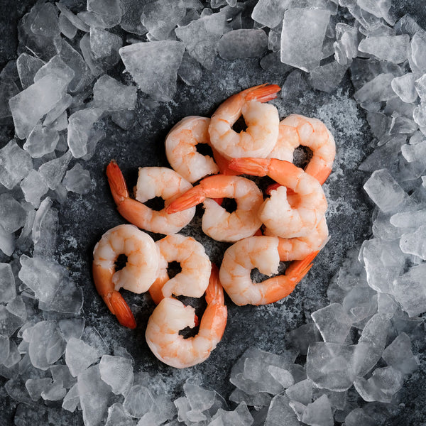 Frozen Cooked Shrimp