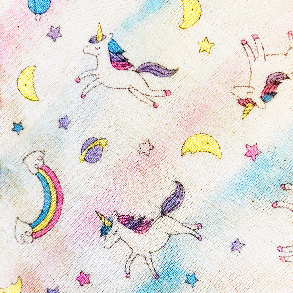 Unicorns & Rainbows Bandana