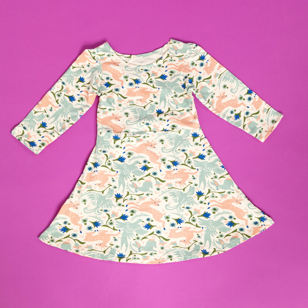 Matching Kids Parisian Dream Dress