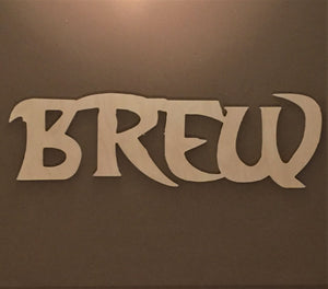 Unfinished Words for Halloween, Brew