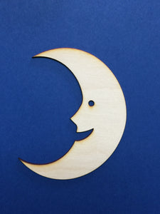 The Adjustable Sign - Crescent Moon