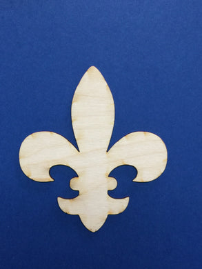 The Adjustable Sign - Fleur-de-lis