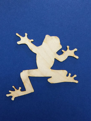 The Adjustable Sign - Frog