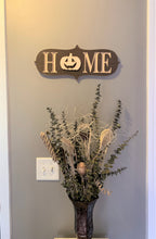 Load image into Gallery viewer, The Adjustable Home Sign Starter Kit, Halloween