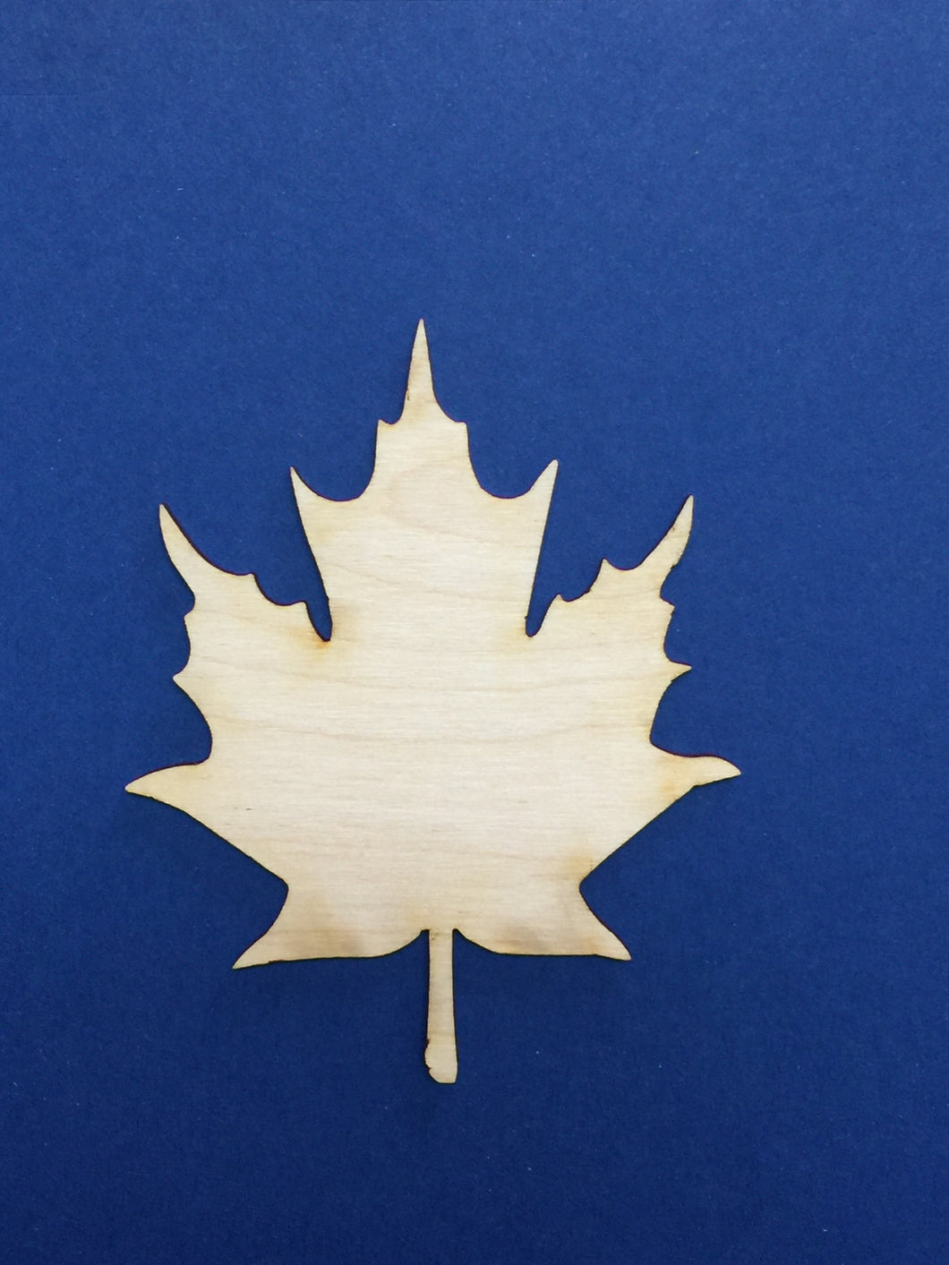 The Adjustable Sign - Maple Leaf
