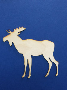 The Adjustable Sign - Moose
