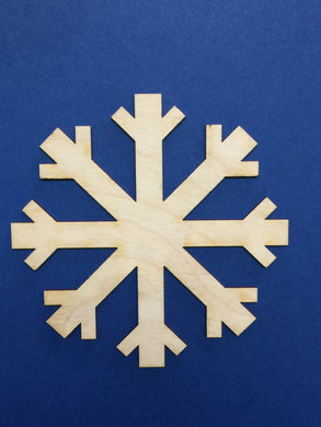 The Adjustable Sign - Snowflake