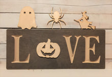 Load image into Gallery viewer, The Adjustable Love Sign Starter Kit, Halloween