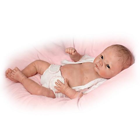 20'' Little Grace A New Level Of Realism Reborn Baby Girl Toy- Pre-sale
