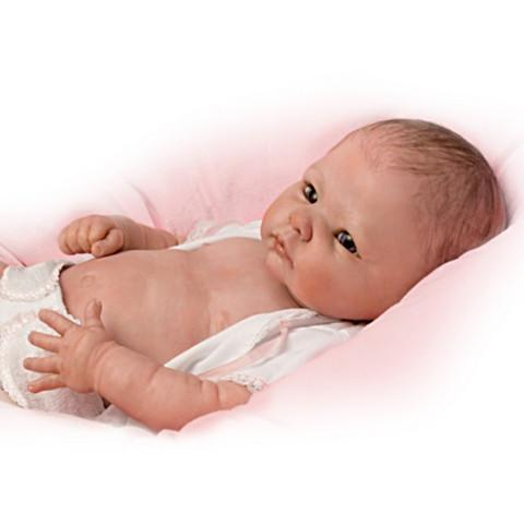 20'' Little Grace A New Level Of Realism Reborn Baby Girl