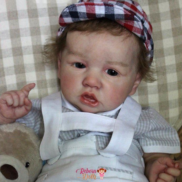 22'' Little Cute Abagail Reborn Baby Doll Girl