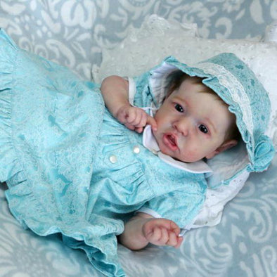Special 22'' Sweet Charleston Reborn Baby Doll Girl