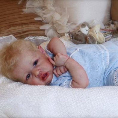 Newborn 22'' Charleston Reborn Baby Doll Boy