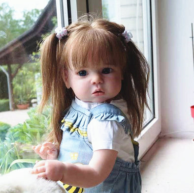 19'' Christina Reborn Baby Doll Girl