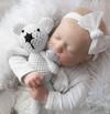 "[Special Discount 17"" Torres Realistic Reborn Baby Doll Girl"