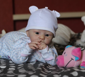 21'' Lovely Aleah Reborn Baby Doll Girl- Great For Birthday Present
