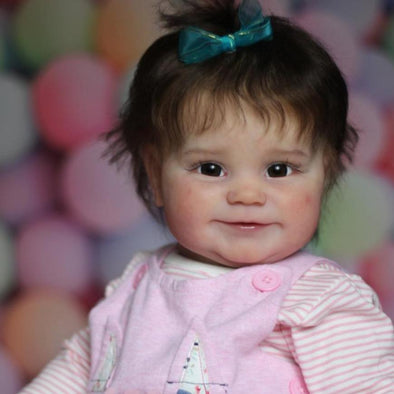 "20"" Beulah Angel Realistic Reborn Baby Girl Doll"