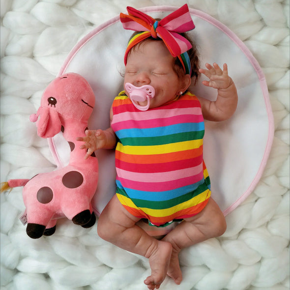 20'' Little Rylie Reborn Baby Doll