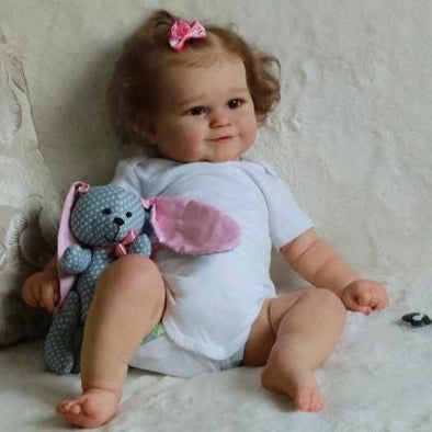 [Special Discount] 20'' Little Amari Cute Reborn Baby Doll -Realistic And Lifelike