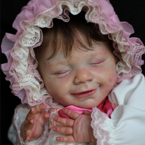 Realistic 20'' Little Cute Saylor Reborn Baby Doll Girl- So Truly Lifelike Baby