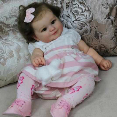 [Special Discount] 20'' Little Oakley Cute Reborn Baby Doll -Realistic And Lifelike