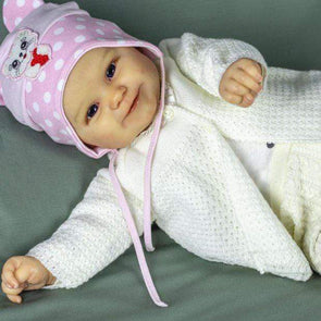 Desirable life Good time Series Maddie 22inch Gabriela Reborn Baby Doll And