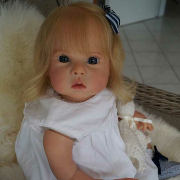 19'' Mabel Reborn Baby Doll Girl