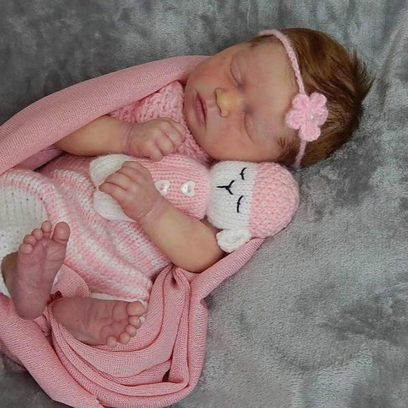 17Inch Jax  Reborn Baby Toy - Realistic And Lifelike