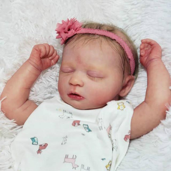 17Inch Oscar Reborn Baby Toy - Realistic And Lifelike
