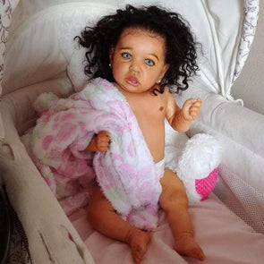 22'' Little Elsie Reborn Baby Doll Girl