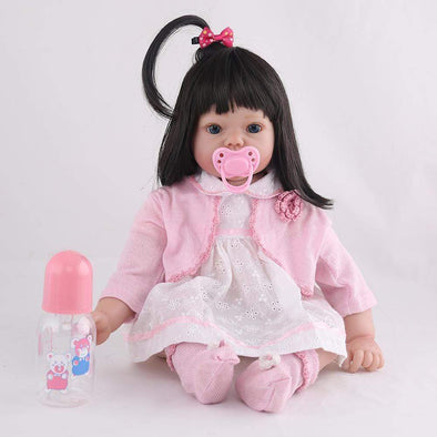 22 Inch Little Ayleen Reborn Baby Doll Girl