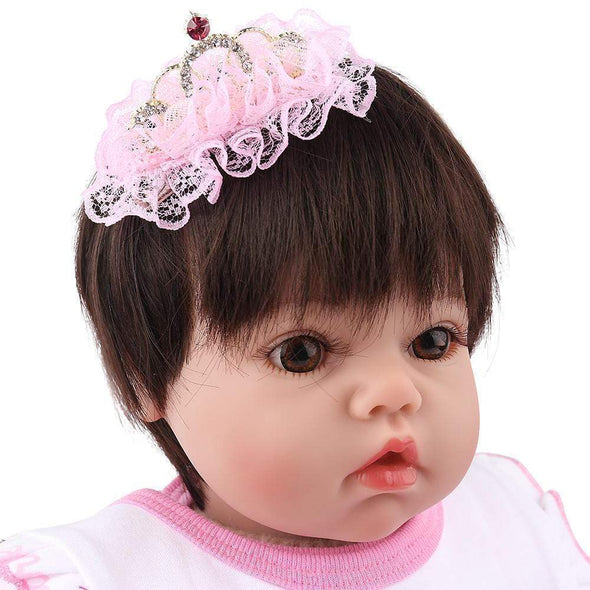 22 Inch Little Paulina Reborn Baby Doll Girl