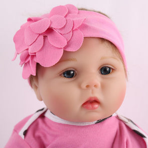"22"" Little Bellamy : Reborn Baby Doll Girl - rebornbabygirl"