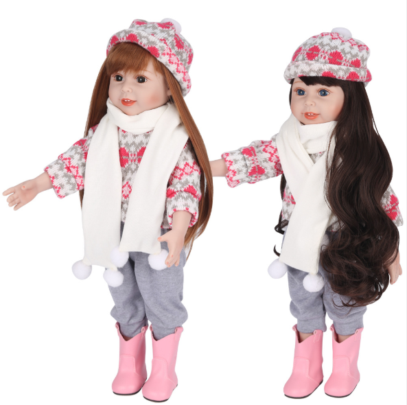 18'' American Girl Lennox and Reina Doll