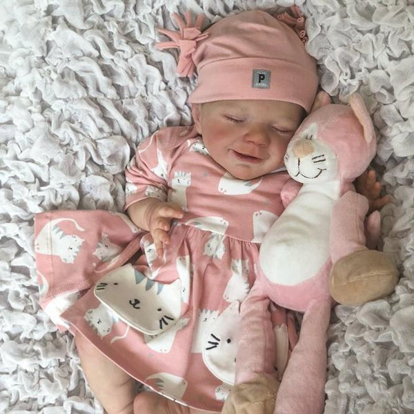 20'' Little Kenzie Reborn Baby Doll Girl