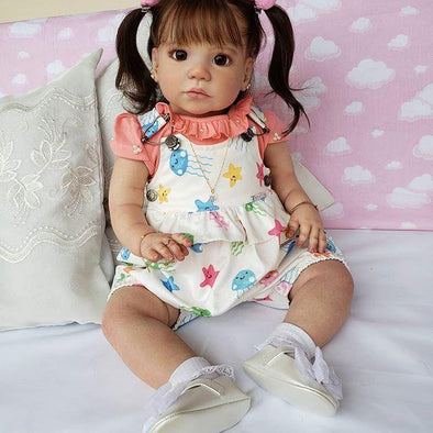 Realistic 22'' Love For Cutie Adriana Reborn Baby Doll Girl