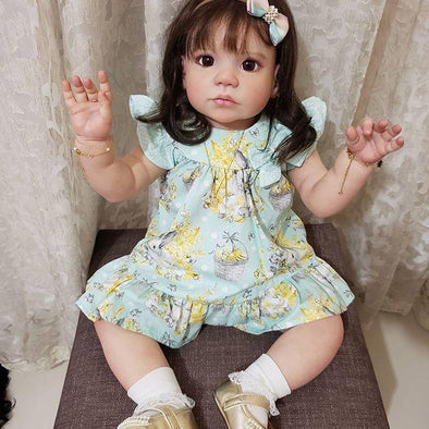 22'' Little Cutie Oliver Reborn Baby Doll Girl
